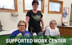 Supported Work Center