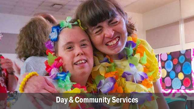 Day and community services