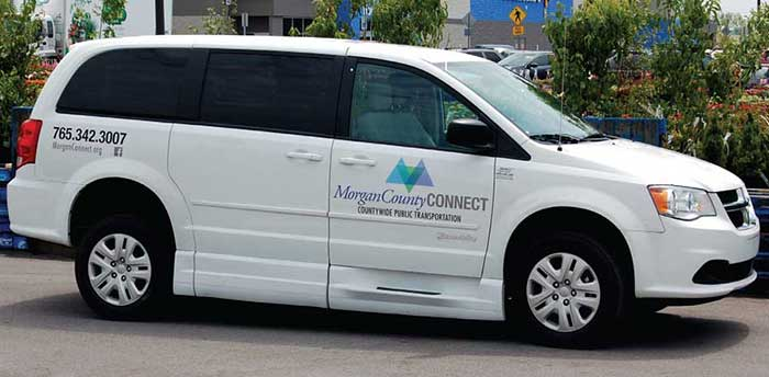 Morgan County Connect Van